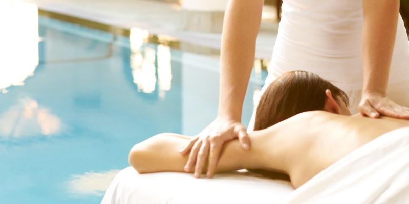 Full service spa