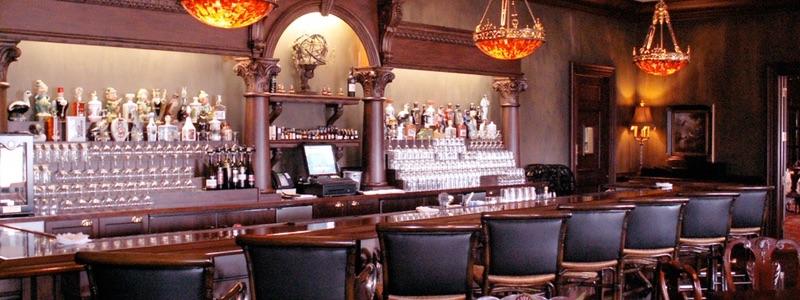 Dye Club bar