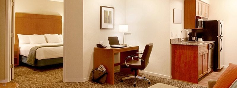 Hyatt House accommodation