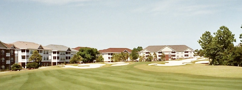 Barefoot Golf Villas