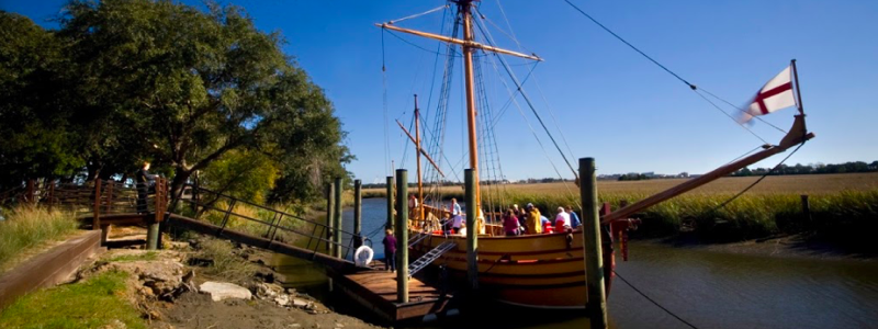 Charles Town Landing Historic Site