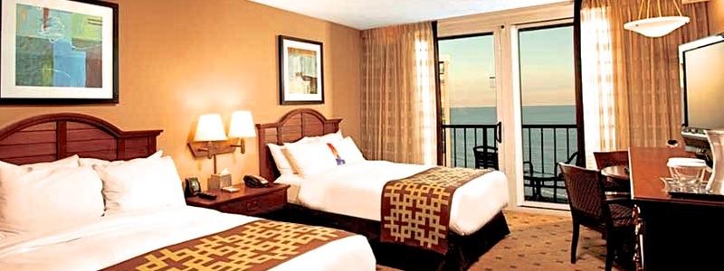 Hilton Accommodation