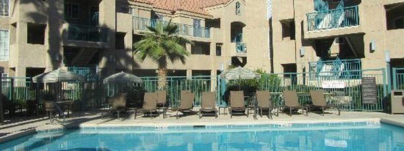 Hyatt House pool