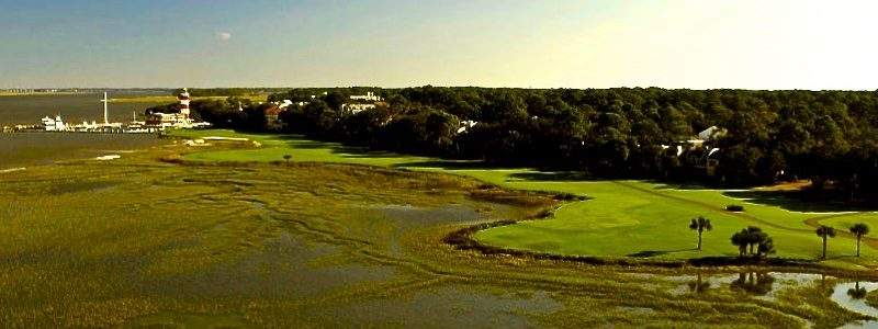 Harbour Town 18th Hole