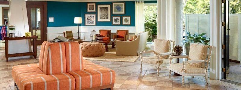 OMNI Hilton Head lobby