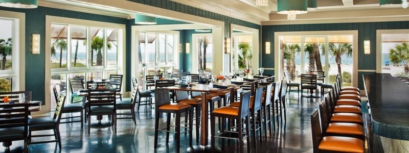 Oceans restaurant and bar