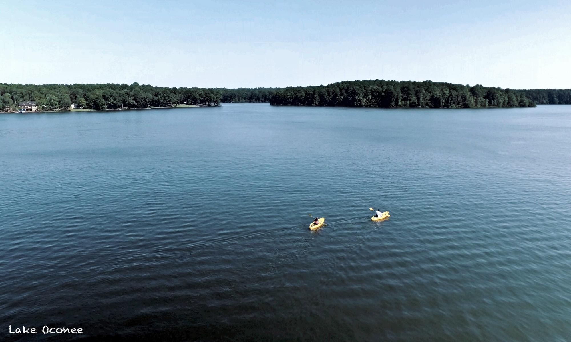 Lake Oconee Attractions