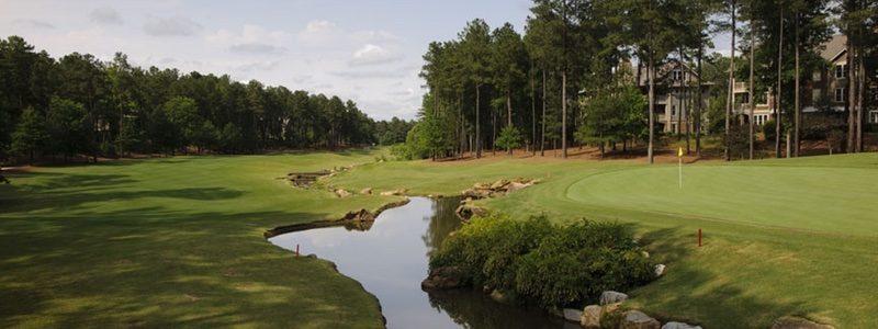 Lake Oconee Golf - Ritz Carlton Reynolds - Low Country ...