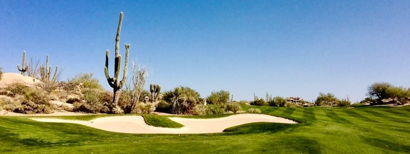 Troon North Monument
