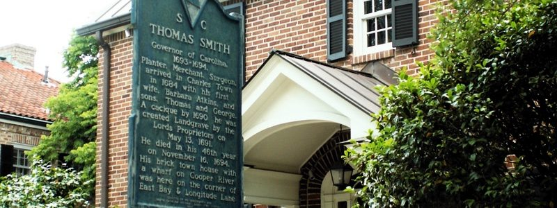Thomas Smith home
