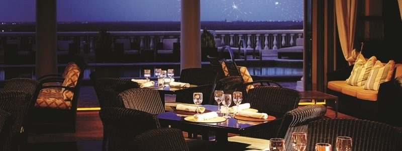 The roof top Eleven restaurant