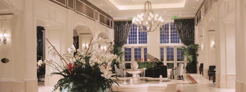 Reunion Grande Lobby
